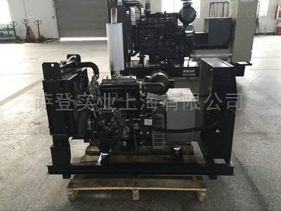 萨登50KW大型柴油发电机进口低噪音