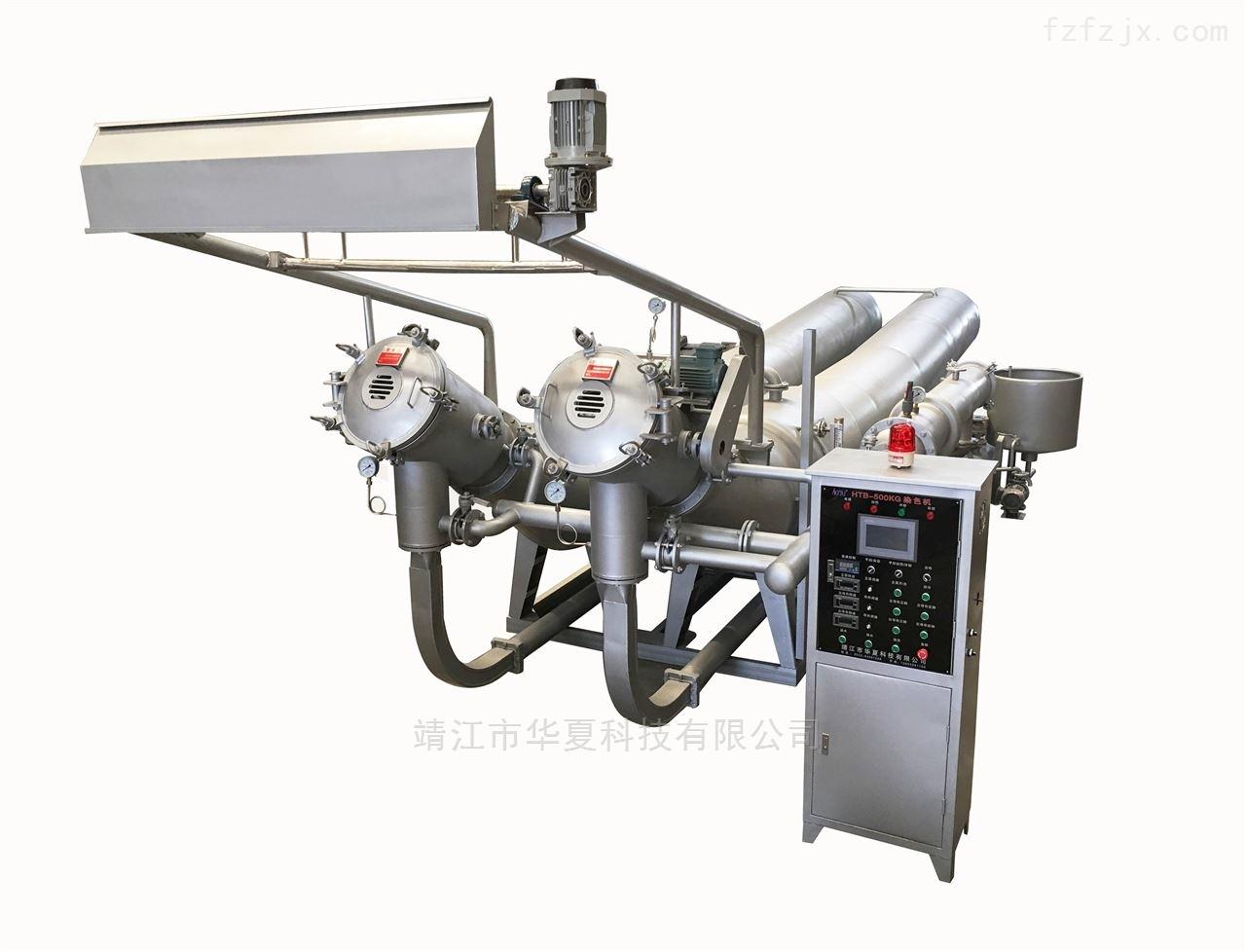 江苏印染机械HTB系列高温高压喷射染色机