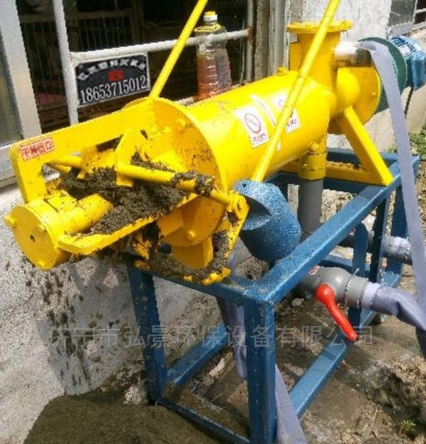 羊粪脱水机多少钱一台?技术视频及企业名录