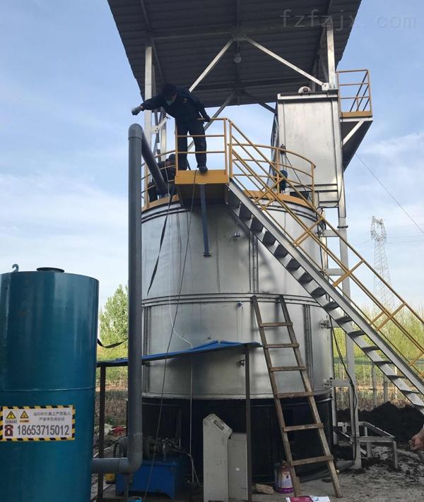 关于'有机肥发酵罐'发酵周期的介绍